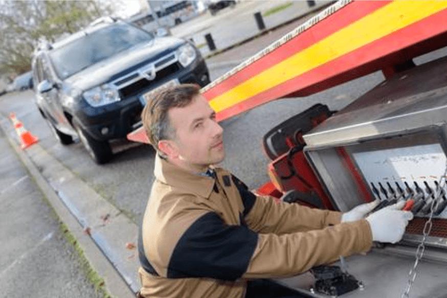 dépannage véhicule Liège